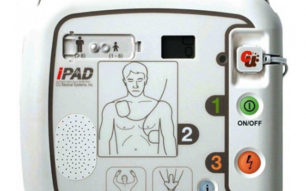 CU-Medical iPAD SP1 halfautomaat